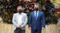 بارزاني يطالب صحفيي كوردستان بمساندة حكومته لمحاربة الفساد