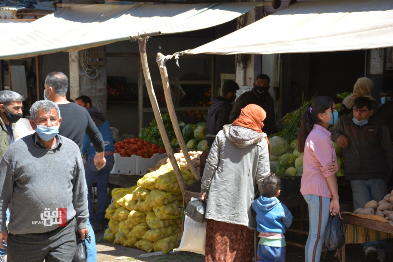 ست وفيات و١٦٦ إصابة جديدة بفيروس كورونا شمال وشرق سوريا