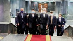 ايران تؤكد استعدادها لتعزيز التعاون الدفاعي مع العراق