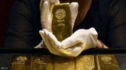 Gold gains ground on strong U.S. inflation data, weaker dollar