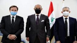 مقترح عراقي انكليزي لإقامة مباراة ودية بين رواد العراق وانكلترا بكرة القدم