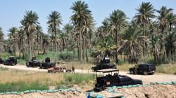 """عملية أمنية لملاحقة """"متسللين"""" دواعش في """"قرى ساخنة"""" بديالى"""