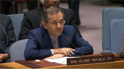 """Iran's U.N. envoy the """"dual approach"""" of Western Security Council member states"""