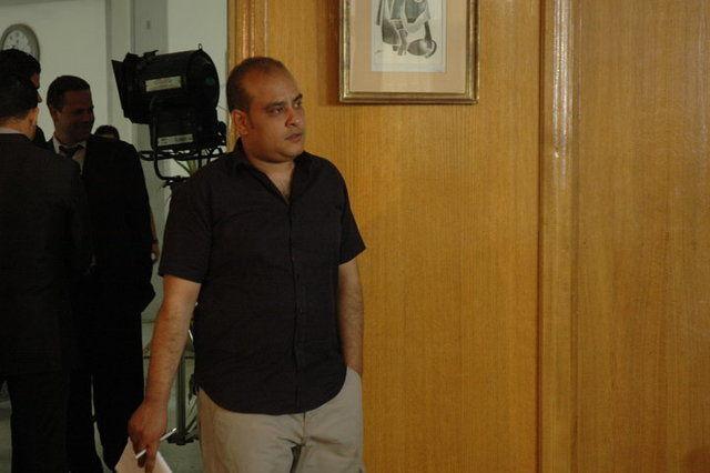 مخرج مصري يتعرض للنصب والتهديد من شركة عراقية