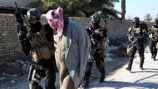 """الاستخبارات العسكرية تعتقل دواعش """"بارزين"""" في نينوى"""