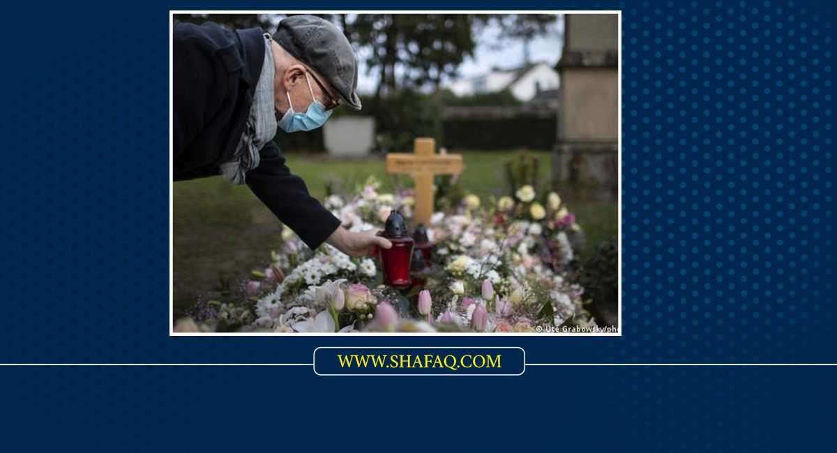 ألمانيا تقيم تكريماً وطنياً لضحايا كورونا