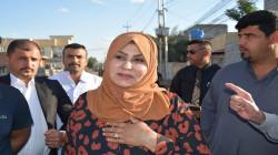 """""""روايات متضاربة"""" بشأن تعرض مرشحة للانتخابات العراقية إلى محاولة اغتيال"""