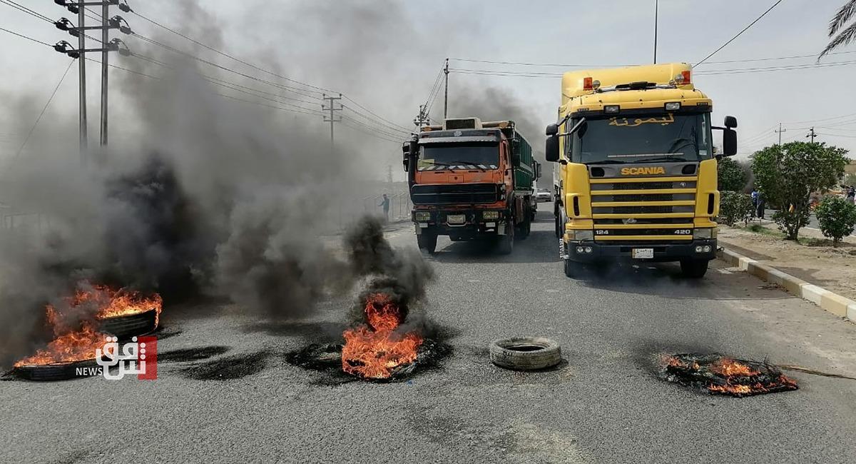 بعد أن أعاده المحافظ.. شوارع الرفاعي تشهد احتجاجات واسعة على عودة الفياض