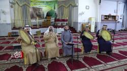 """بعد سنوات الظلام.. """"المناقب النبوية"""" الصوفية تلون أمسيات رمضان في الموصل (صور)"""