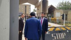 للمرة الثالثة .. منع رئيس كتلة حراك الجيل الجديد من الدخول لبرلمان كوردستان