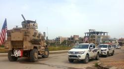 للمرة الثالثة خلال أسبوع.. القوات الأمريكية تسيّر دورياتها في ريف ديرك