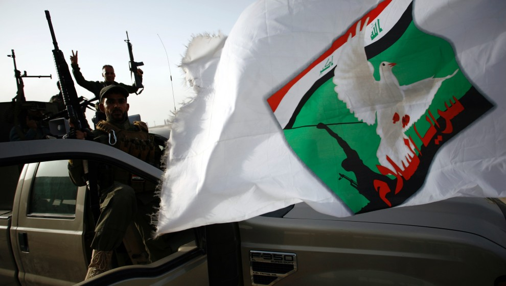 """""""سرايا السلام"""" تتوعد الصدريين بعقوبات ومساءلة"""
