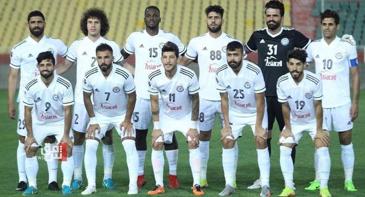لاعبو الزوراء ينهون إضرابهم عن التدريب بعد تعهد وزاري بحل أزمتهم