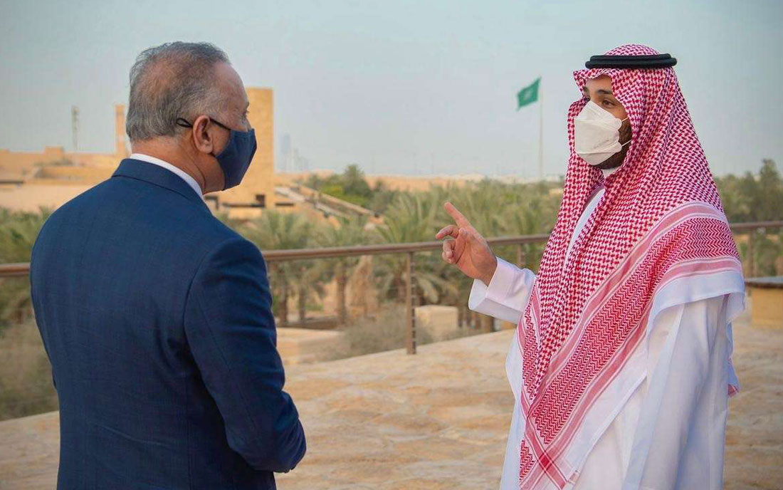 تقرير أمريكي: العراق نقطة ارتكاز لمصالحة سعودية-إيرانية