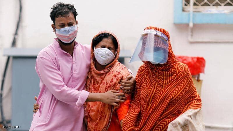 الهند تسجل رقما قياسيا عالميا جديدا بـنحو 360 ألف إصابة بكورونا