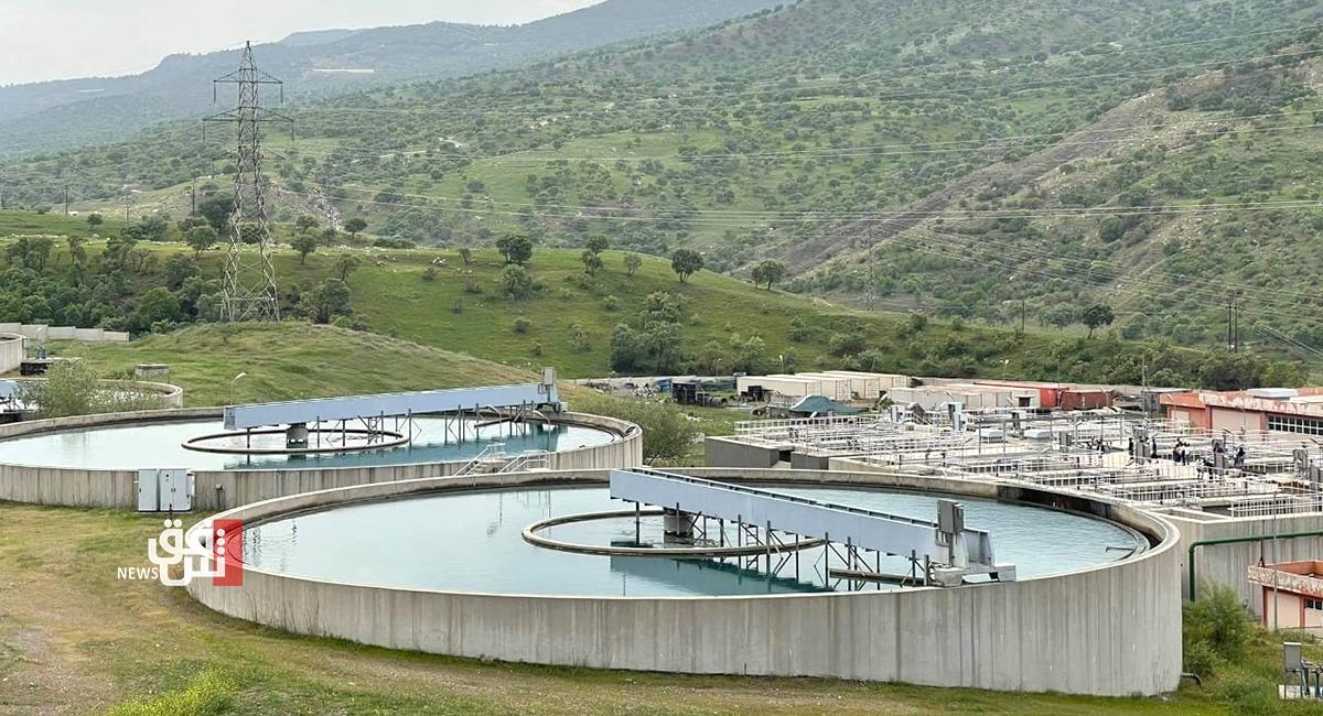 حكومة إقليم كوردستان تخفض أسعار أجور الماء الصالح للشرب