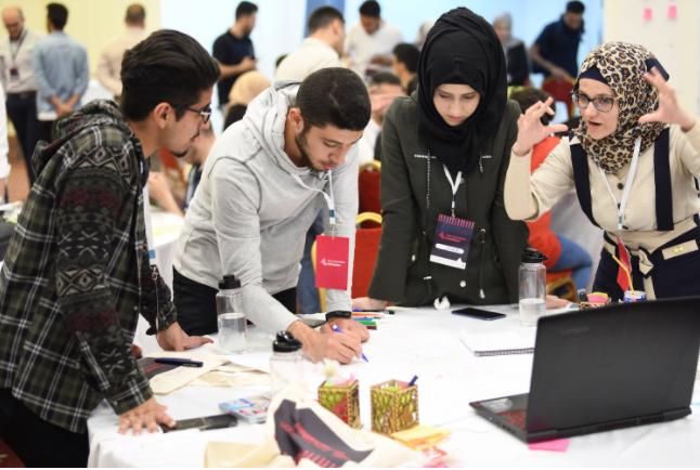 """""""موصل سبيس"""".. مساحة ابتكار للإستثمار بمستقبل العراق"""