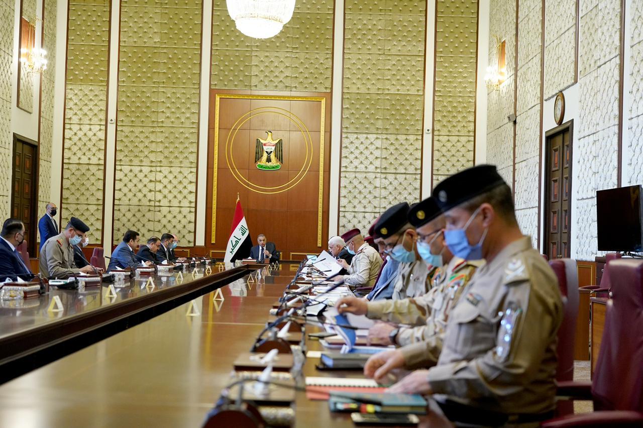 المجلس الوزاري للأمن الوطني يتخذ عددا من القرارات.. وهذا ما يخص نينوى