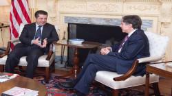 في اتصال هاتفي.. أربيل وواشنطن تتفقان على الحاجة للتحالف الدولي