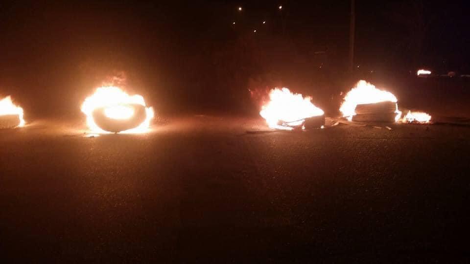 ارتفاع حصيلة التظاهرة الليلية في بغداد إلى سقوط ضحية و9 جرحى