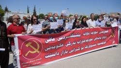 صور .. احتجاجات تجتاح مدناً إحداها في إقليم كوردستان