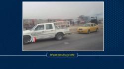 اندلاع حريق في معمل داخل مدينة الموصل