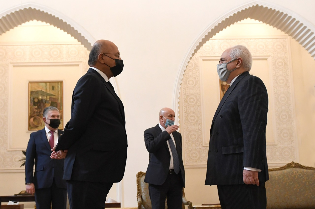 صالح لظريف: عراق مستقل وذا سيادة يخدم مصلحة كل المنطقة