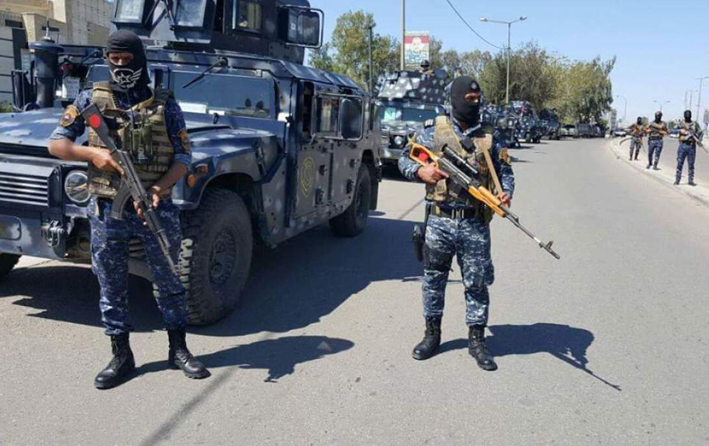 تسع ضحايا و جرحى من القوات الاتحادية بانفجار داخل مقر أمني في كركوك