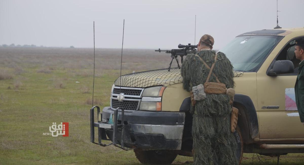داعش يهاجم نقطة للجيش ويوقع إصابتين في أطراف خانقين