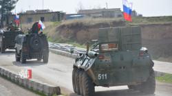 روسيا تسيّر دورية في الإدارة الذاتية على حدود تركيا