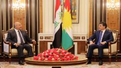 رئيسا الجمهورية وإقليم كوردستان يبحثان الانتخابات وتحقيق وحدة الصف