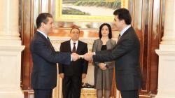 رئيس الإقليم يؤكد على تأمين حقوق العمال كافة وحكومة كوردستان تتعهد بحمايتها