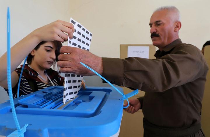 نزیکەی ١٥٠ کاندید لە هەرێم کوردستان چنە ناو هەڵبژاردن عراقی