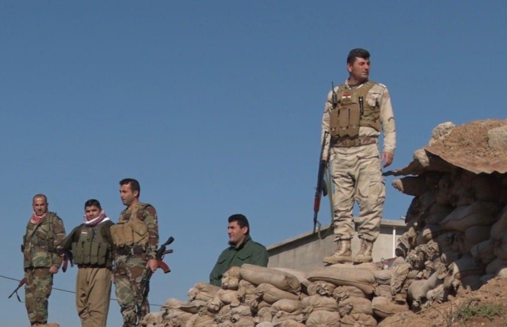 خانەقین.. پەلامارەیل داعش  ٢٣ ئاوای کورد لە دەورگردی چووڵ کەن