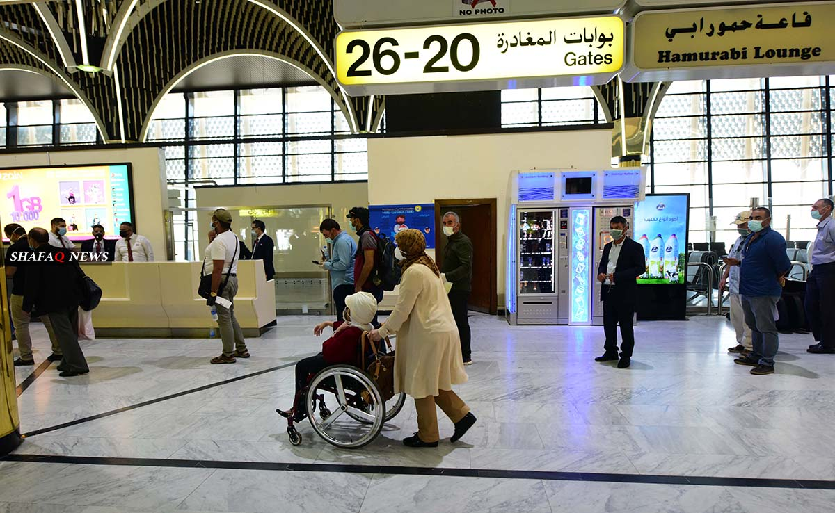 Iraq receives new batch of Pfizer, begins evacuating the Iraqis from India