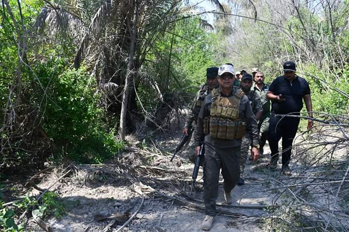 Local officials in Diyala undermines the impact of ISIS's Ramadan raids