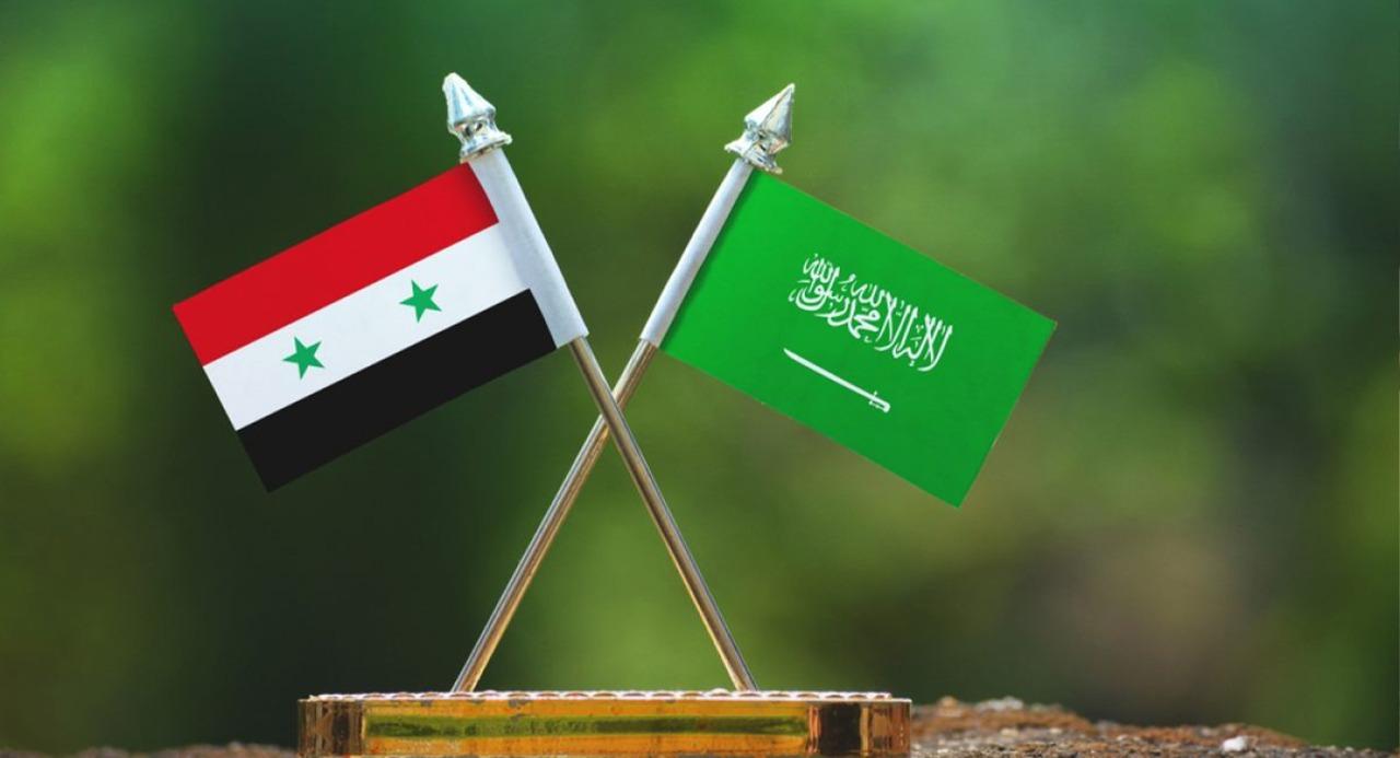 وفد سعودي في سوريا لإعادة العلاقات بين البلدين