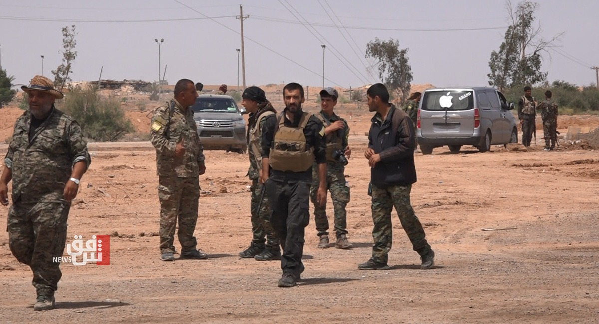 Unidentified armed men assassinate an SDF leader in Deir Ezzor