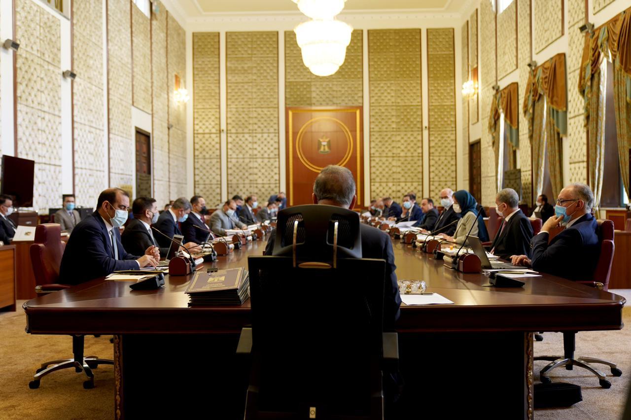 شفق نيوز تنشر نص قرارات حكومة الكاظمي بشأن الحظر والدراسة