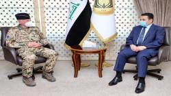 PM Barzani hosts UK's DSAME