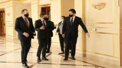 مكغورك لرئيس الإقليم: لكوردستان اصدقاء كثر في واشنطن اعتبارا من الرئيس بايدن