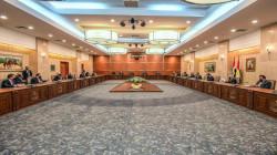 مجلس وزراء كوردستان يناقش مكافحة الفساد ويوافق على مشروع قانون الشركات الأمنية الخاصة