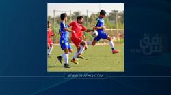 4 انتصارات في دوري الناشئين لكرة القدم