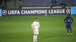 """هازارد يعتذر عن """"واقعة الضحك"""" بعد إقصاء ريال مدريد"""
