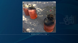 Four injured in a gas cylinder explosion in Babel