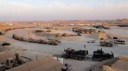قصف قاعدة عين الأسد غربي العراق بواسطة طائرة مسيرة