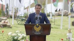 مسرور بارزاني: إقليم كوردستان لم يتسلم لغاية الآن حصته من الموازنة الاتحادية