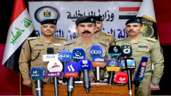 """بينهم والٍ عسكري لداعش اعتقال """"أبو أنس وأبو أيوب وأبو عبدالله"""" غربي العراق"""