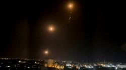 إطلاق 130 صاروخاً على تل أبيب.. ومقتل إسرائيلي
