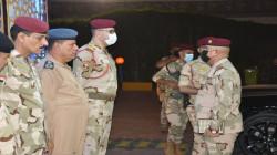 رسمياً.. الماجدي يتسلم قيادة عمليات البصرة